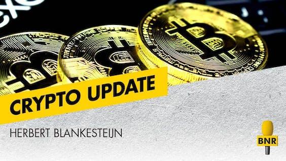 De Crypto-Update, het laatste nieuws over cryptocurrencies en blockchain. Met Herbert Blankesteijn.