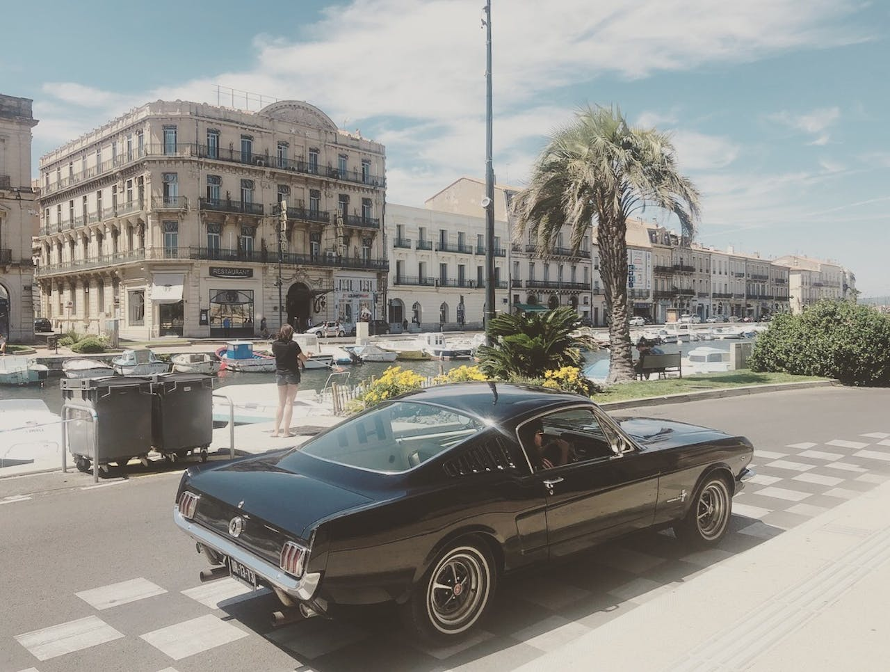 Ford Mustang Fastback (1965)