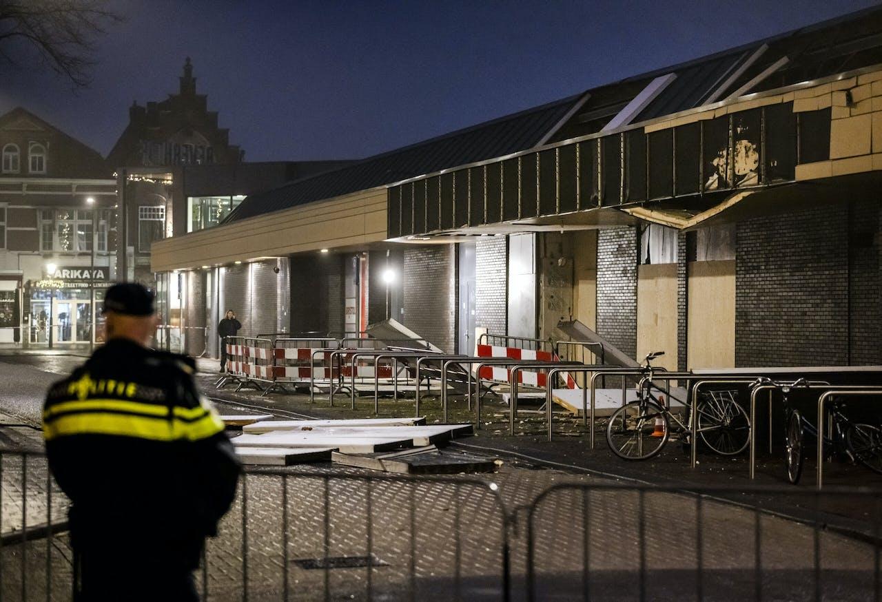 Winkelcentrum Beverhof in Beverwijk