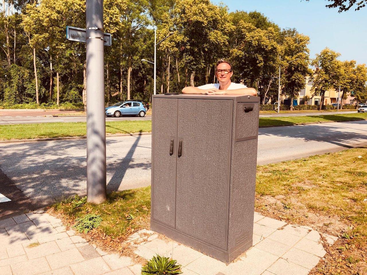 Marcel Westerman van Talking Traffic