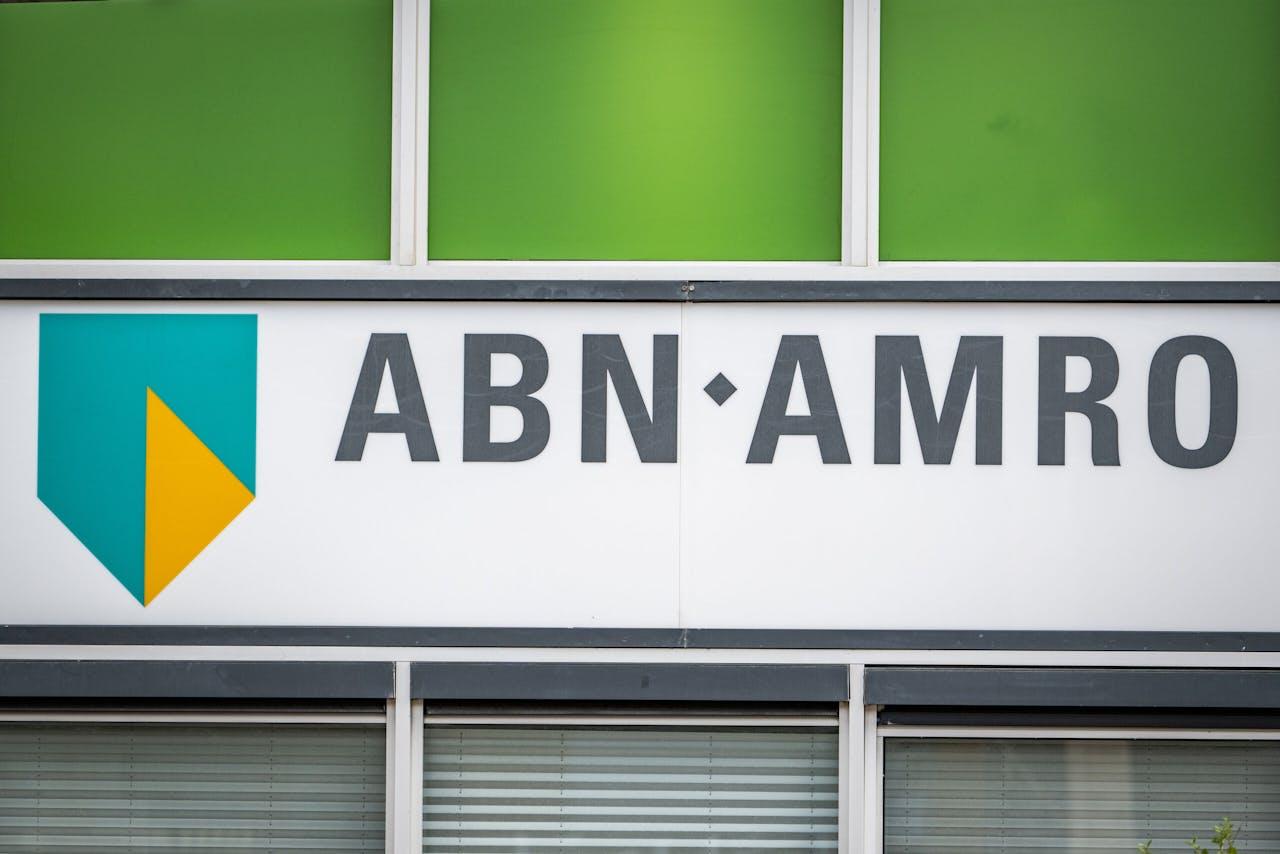 Exterieur van een filiaal van ABN Amro. ANP / Hollandse Hoogte / Venema Media