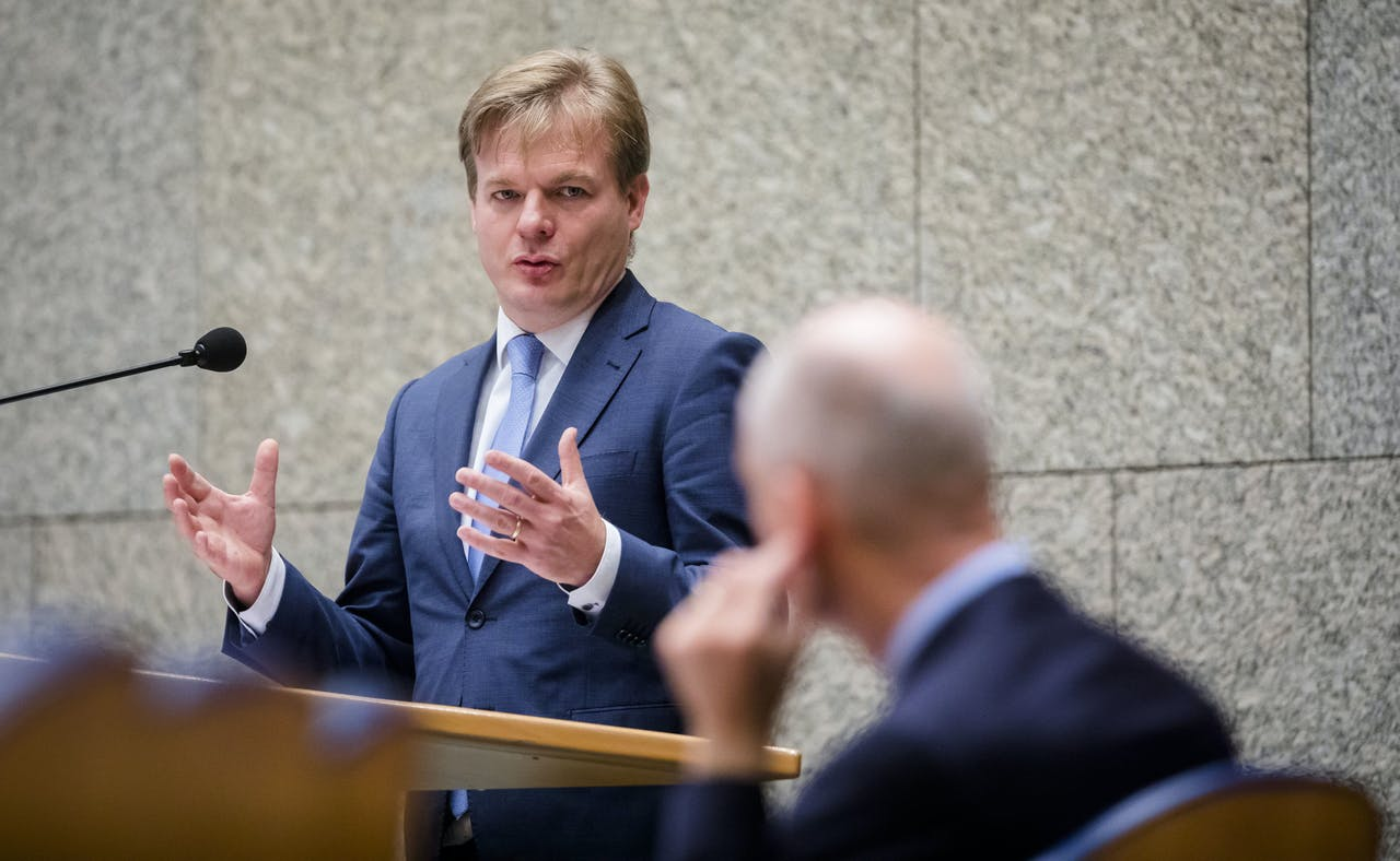 Pieter Omtzigt (CDA).