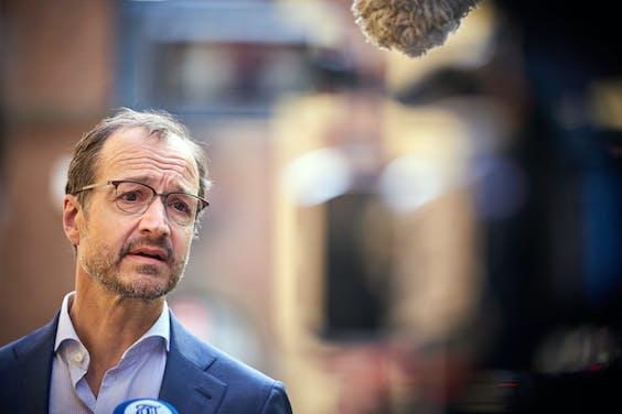 DEN HAAG - Minister Eric Wiebes van Economische Zaken