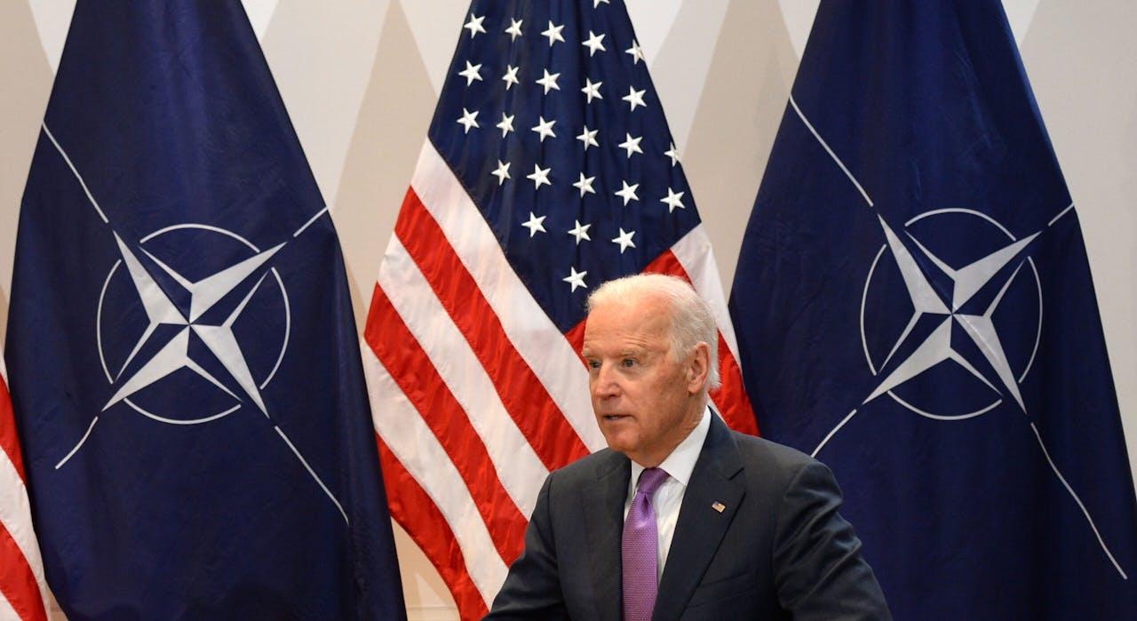 Joe Biden en de Navo: een goede combi?