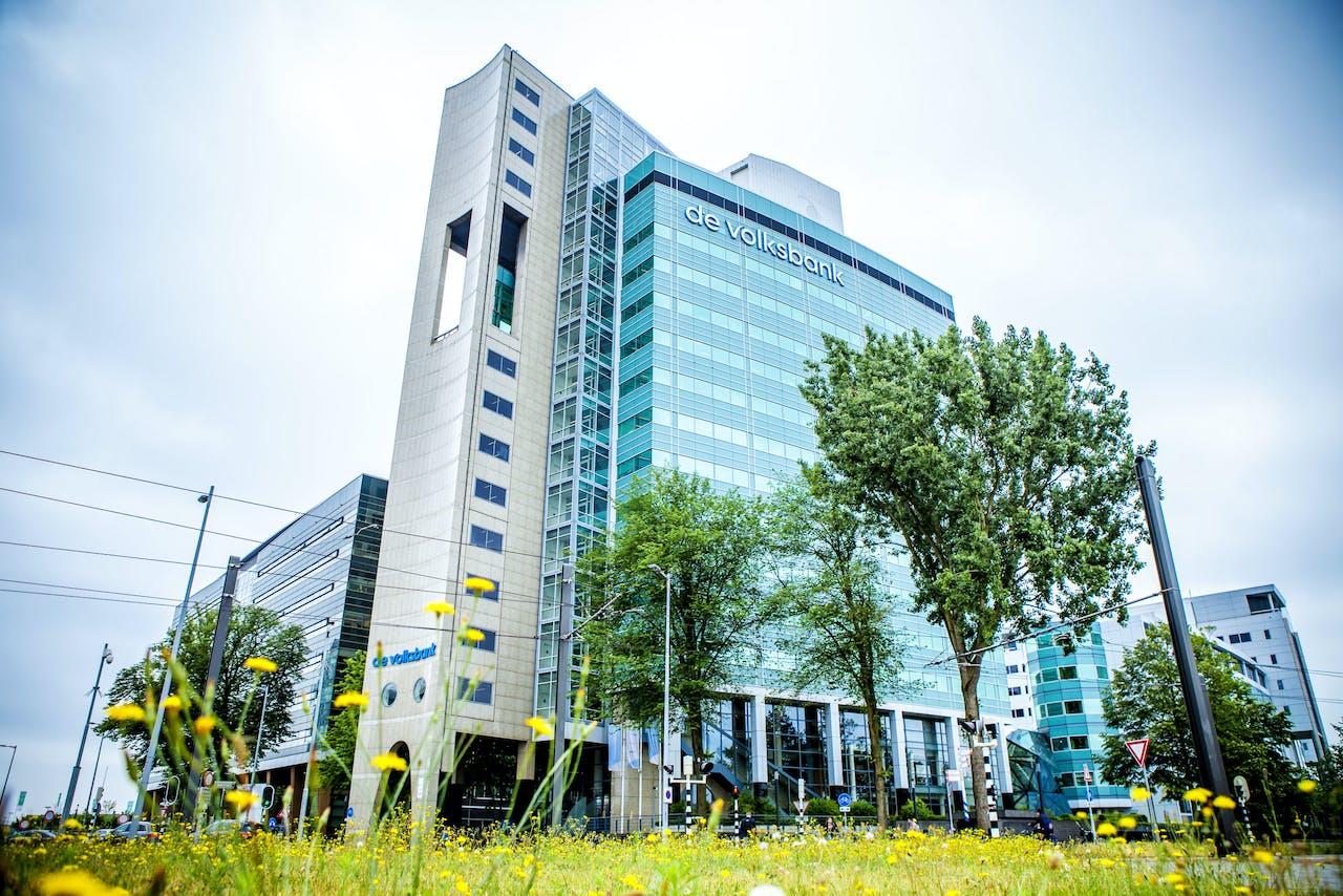 Hoofdkantoor Volksbank, Utrecht