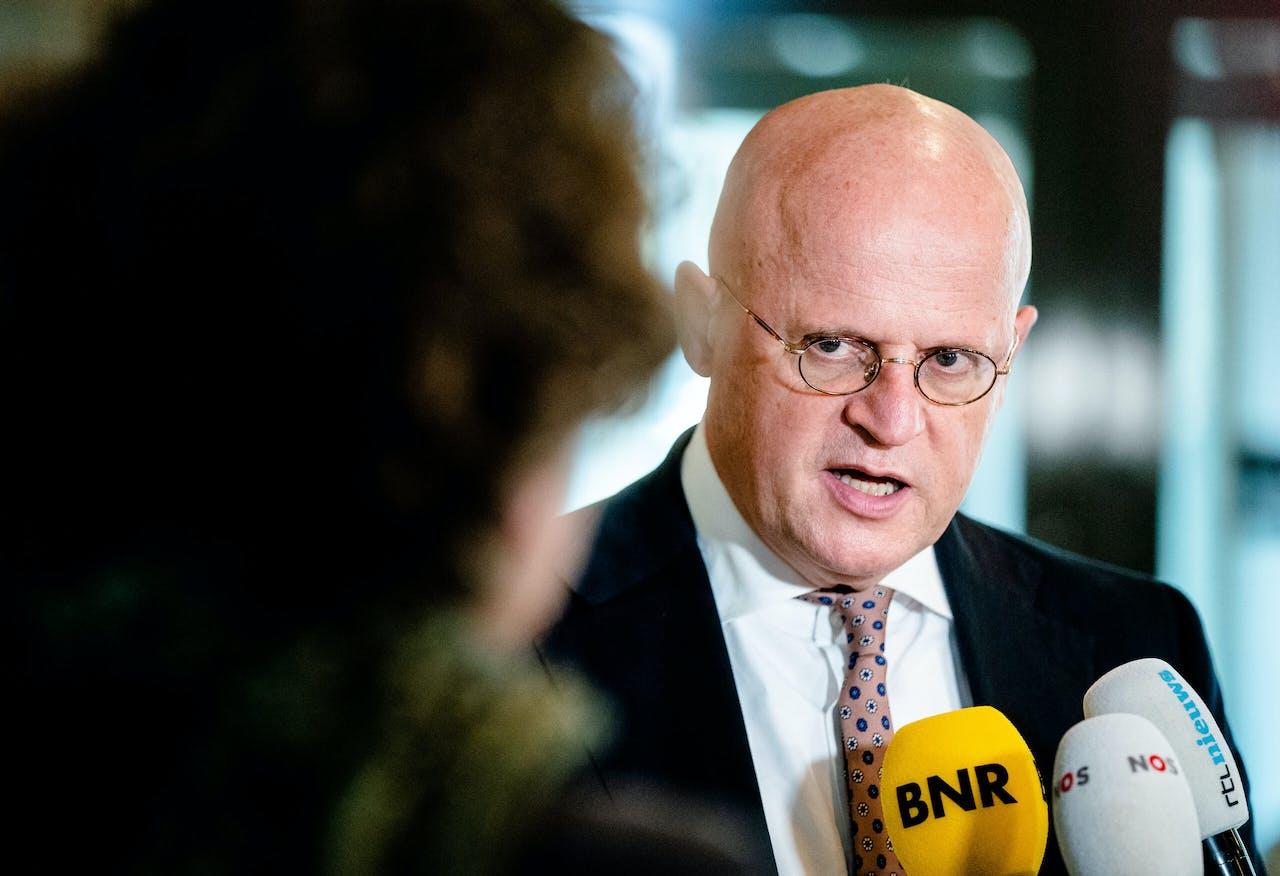 Minister Ferdinand Grapperhaus