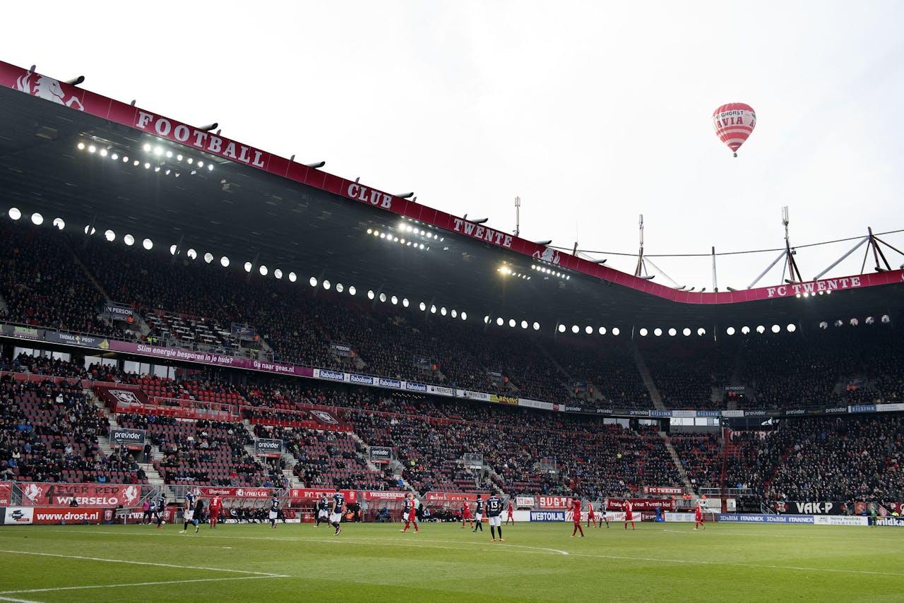 Vanavond is de eerste wedstrijd van de nieuwe Keuken Kampioendivisie in de Grolsch Veste, FC Twente vs. Sparta.
