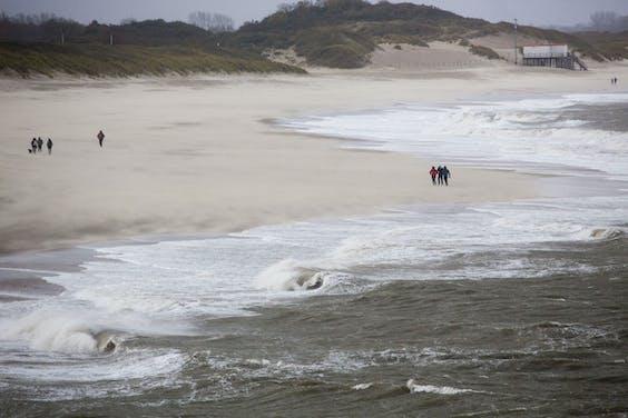 Een Zeeuws strand