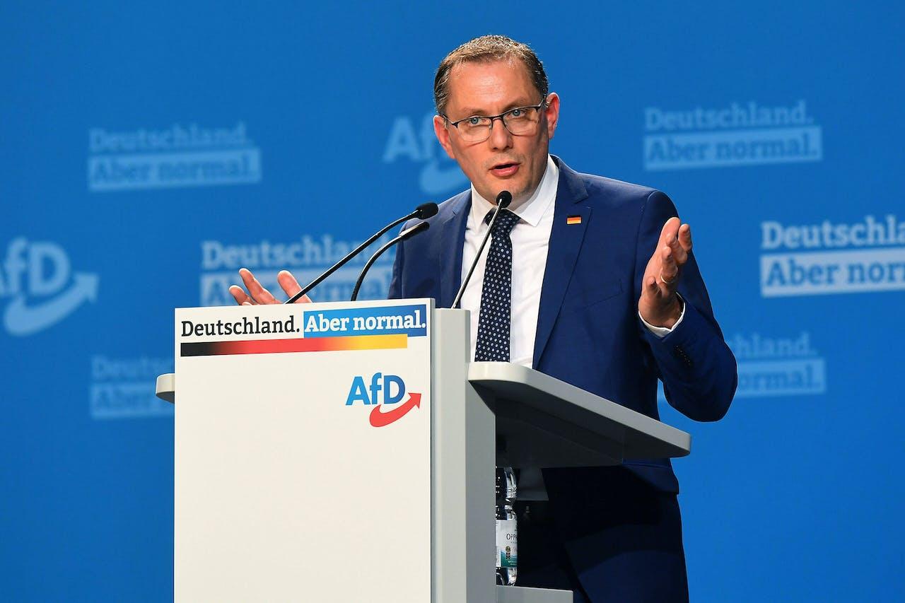 Tino Chrupalla van Alternative für Deutschland (AfD).