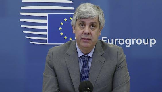 EU-president Mario Centeno