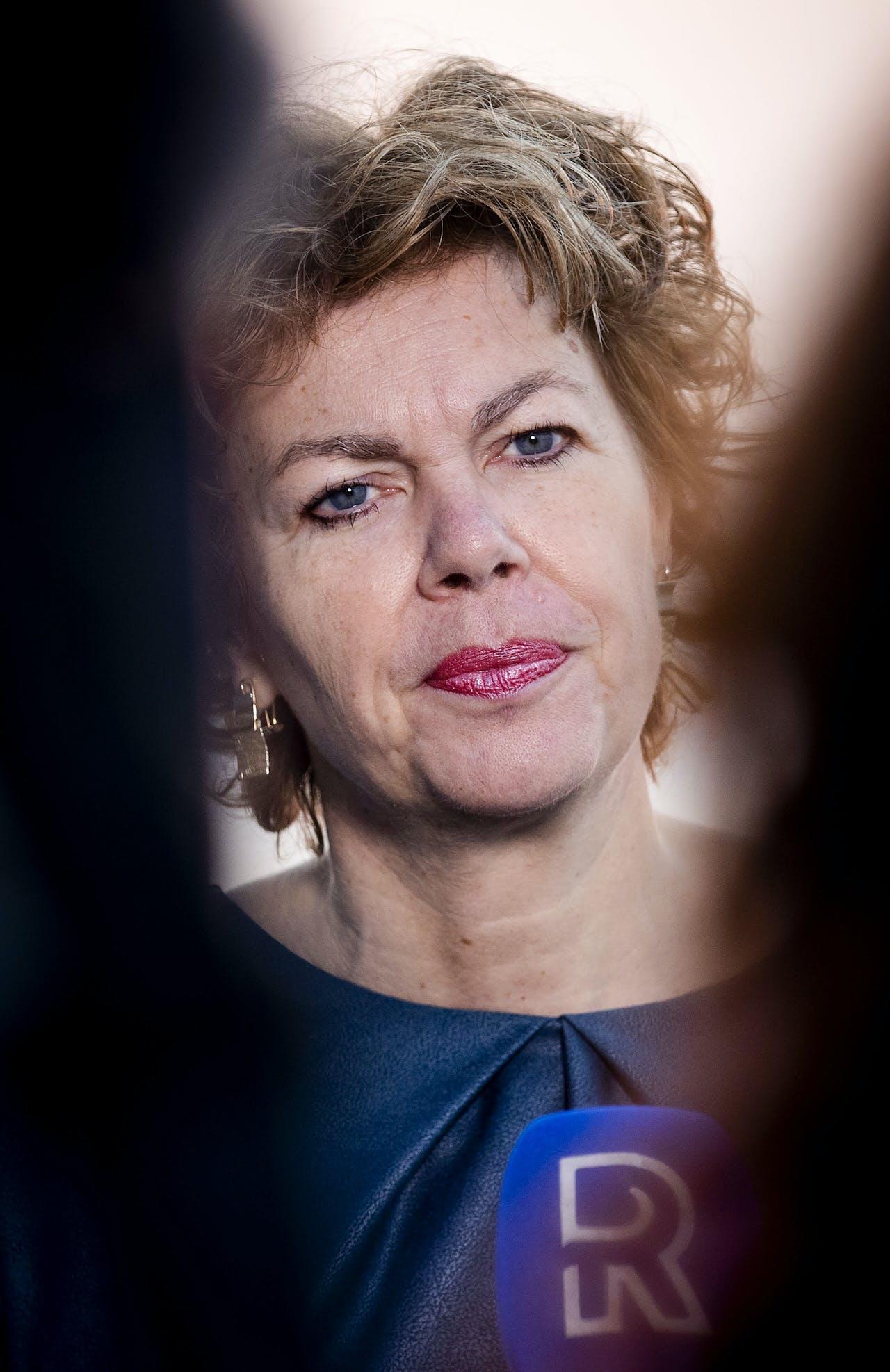 Ingrid Thijssen, voorzitter VNO-NCW