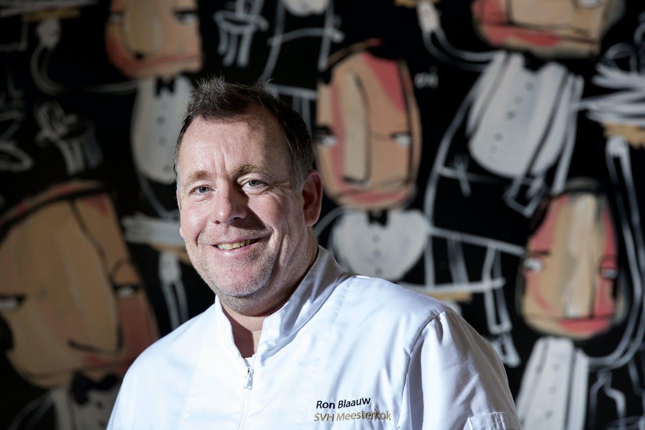 Ron Blauw, eigenaar Ron's Gastrobar