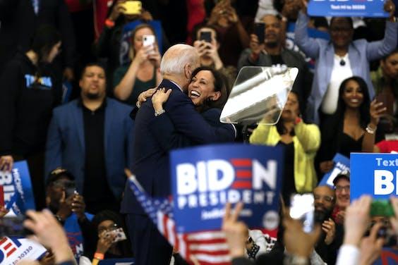 Joe Biden heeft senator Kamala Harris als running mate gekozen