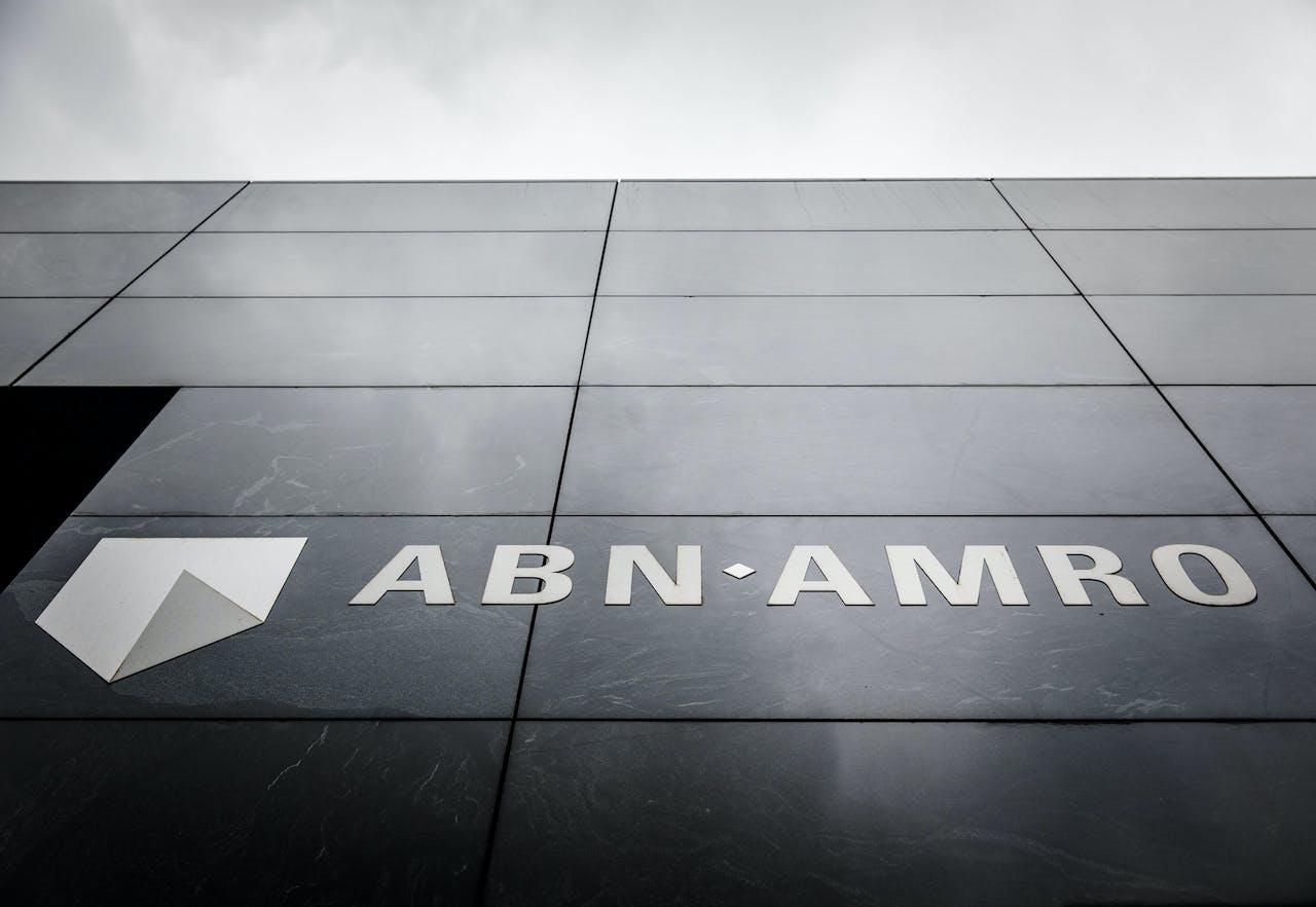 Het hoofdkantoor van ABN AMRO op de Zuidas. ANP BART MAAT