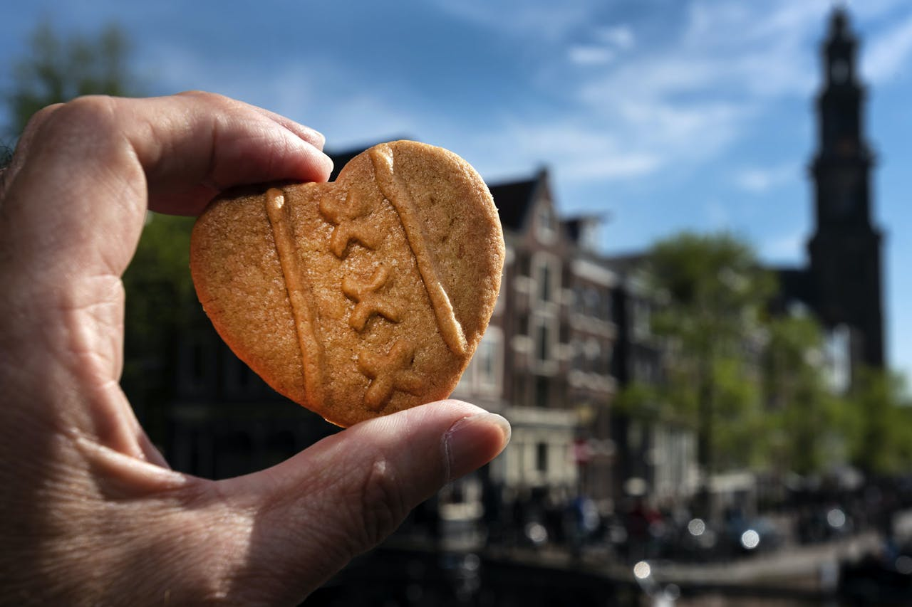 Het Amsterdamse Eberhardje is vernoemd naar oud-burgemeester Eberhard van der Laan.