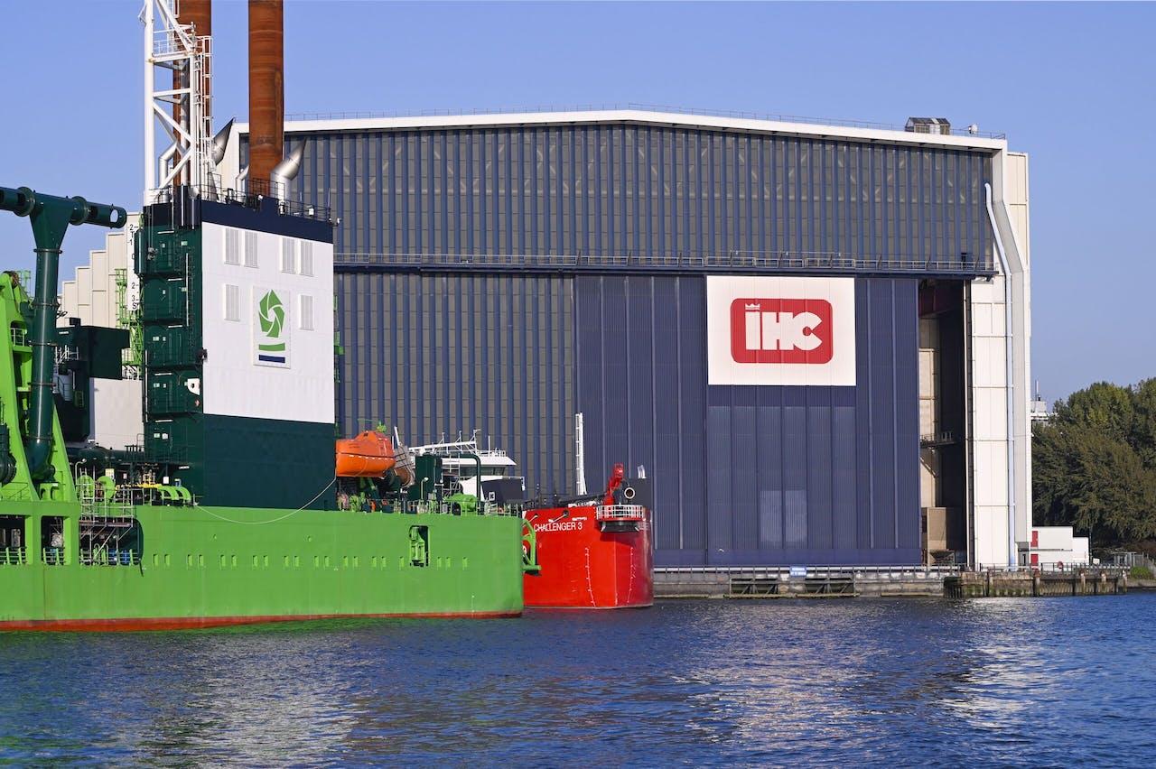IHC scheepsbouwer