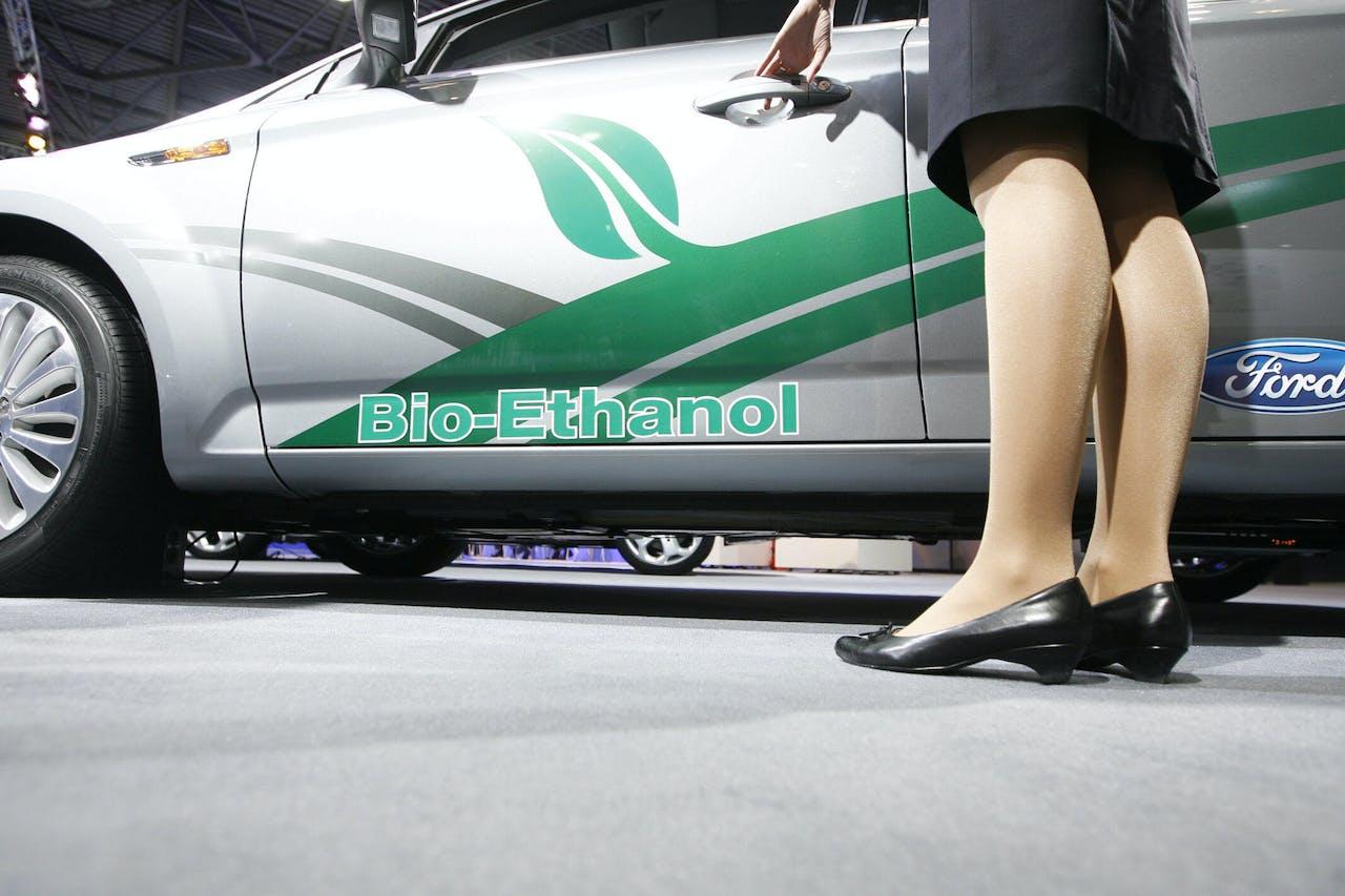 'Waar wij voor willen waken is dat je in de tussentijd die biobrandstof veel meer gaat gebruiken en ondertussen niet de stappen zet die echt nodig zijn', zegt Kröger.