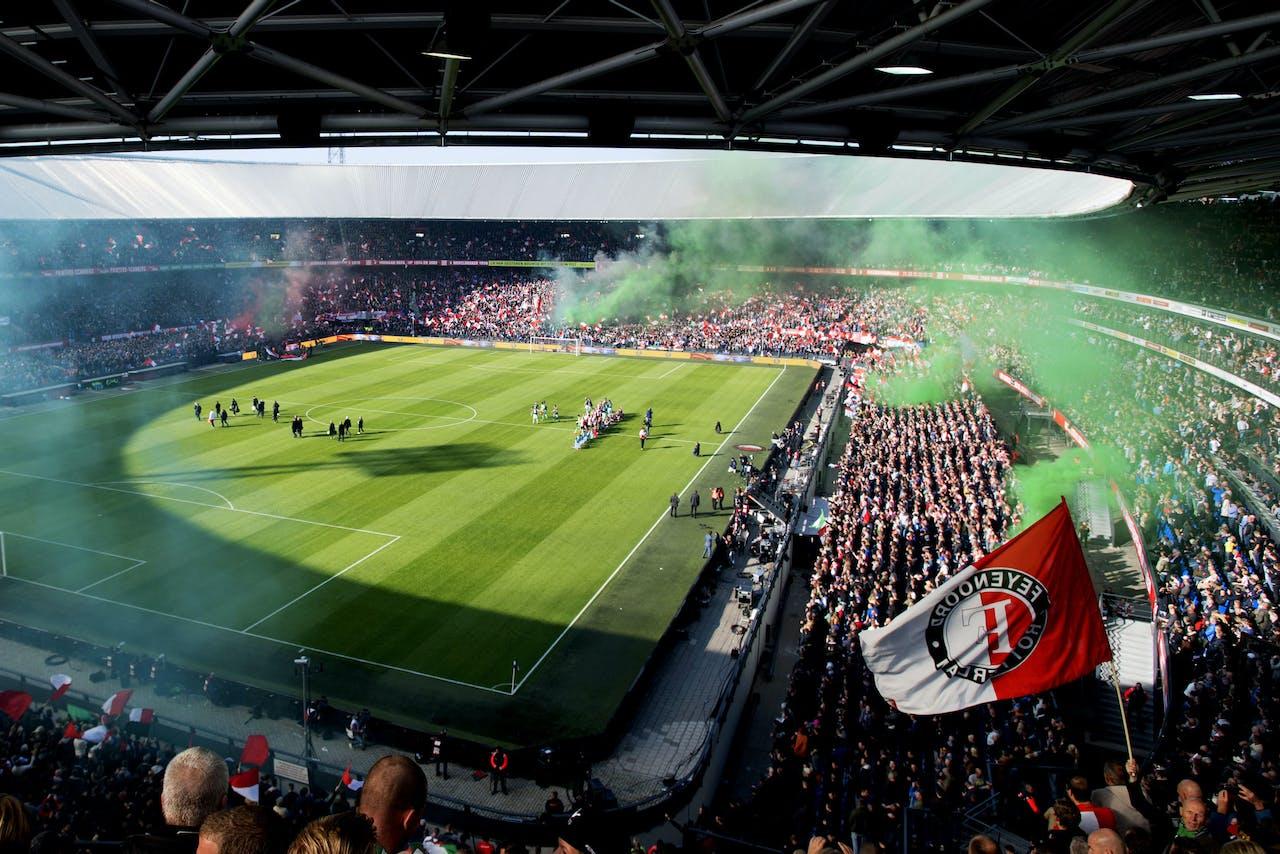 Feyenoord - Ajax blijft hoe dan ook een publiekstrekker