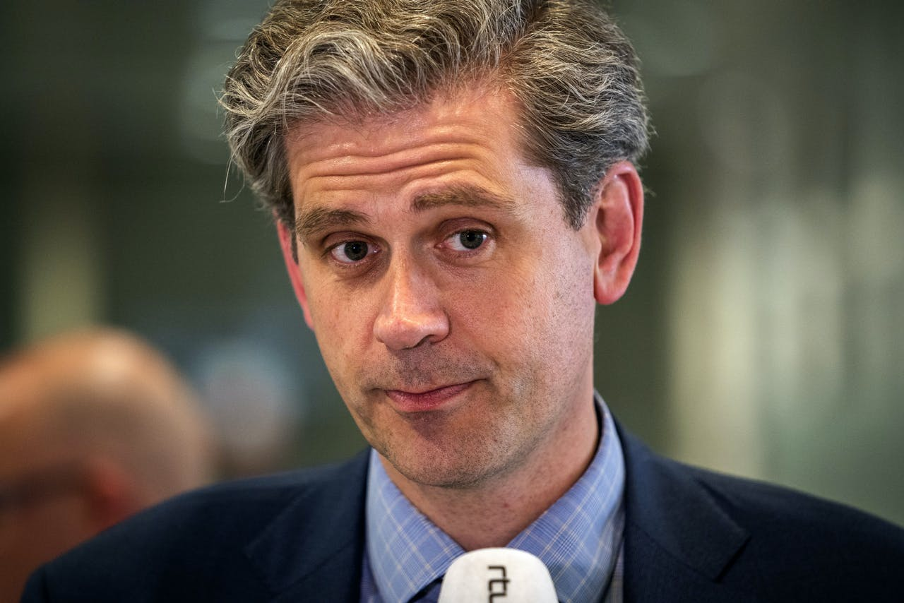 Burgemeester Wouter Kolff van Dordrecht