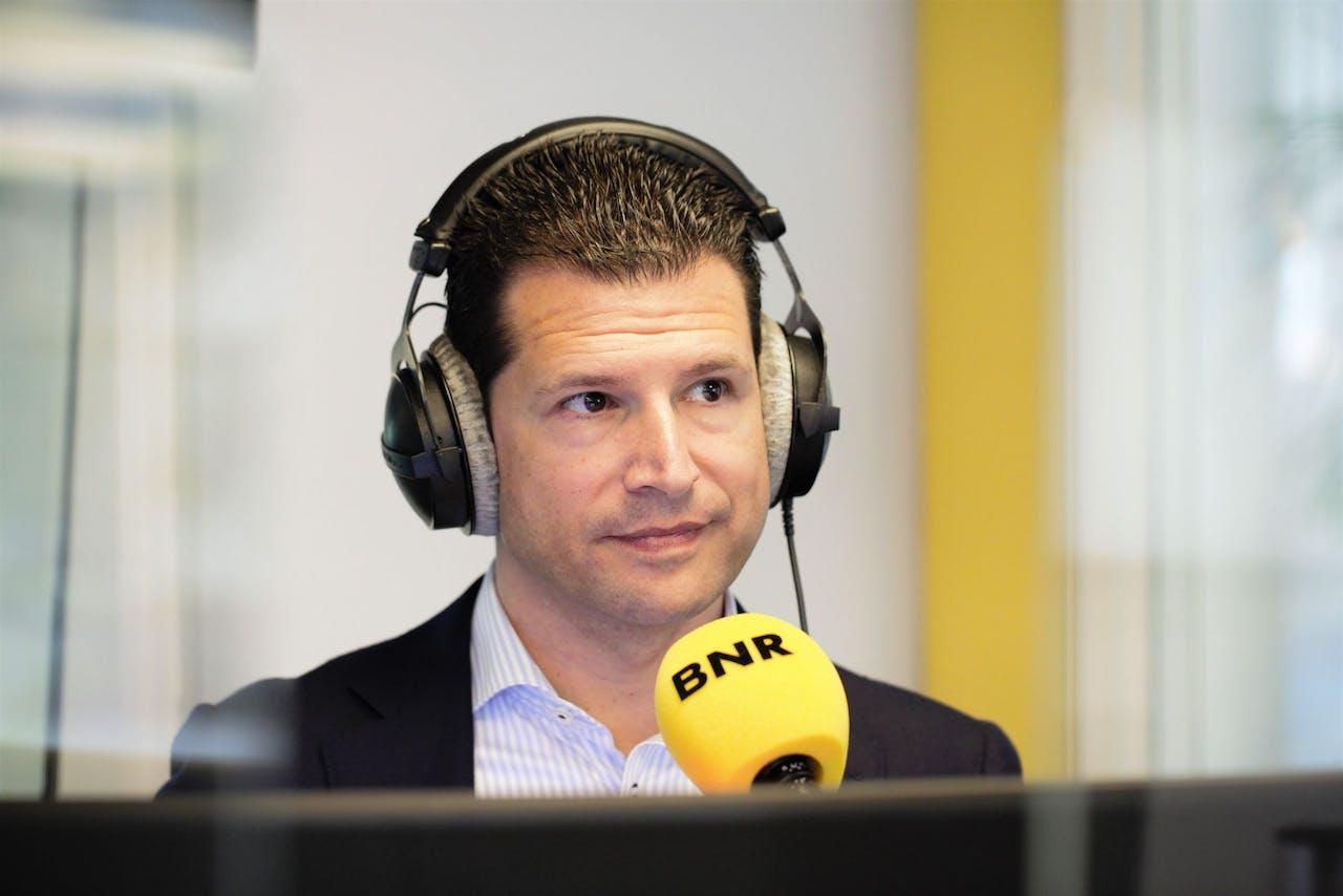 Dirk Beljaarts, directeur KHN Nederland