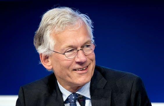 CEO Frans van Houten van Koninklijke Philips NV v
