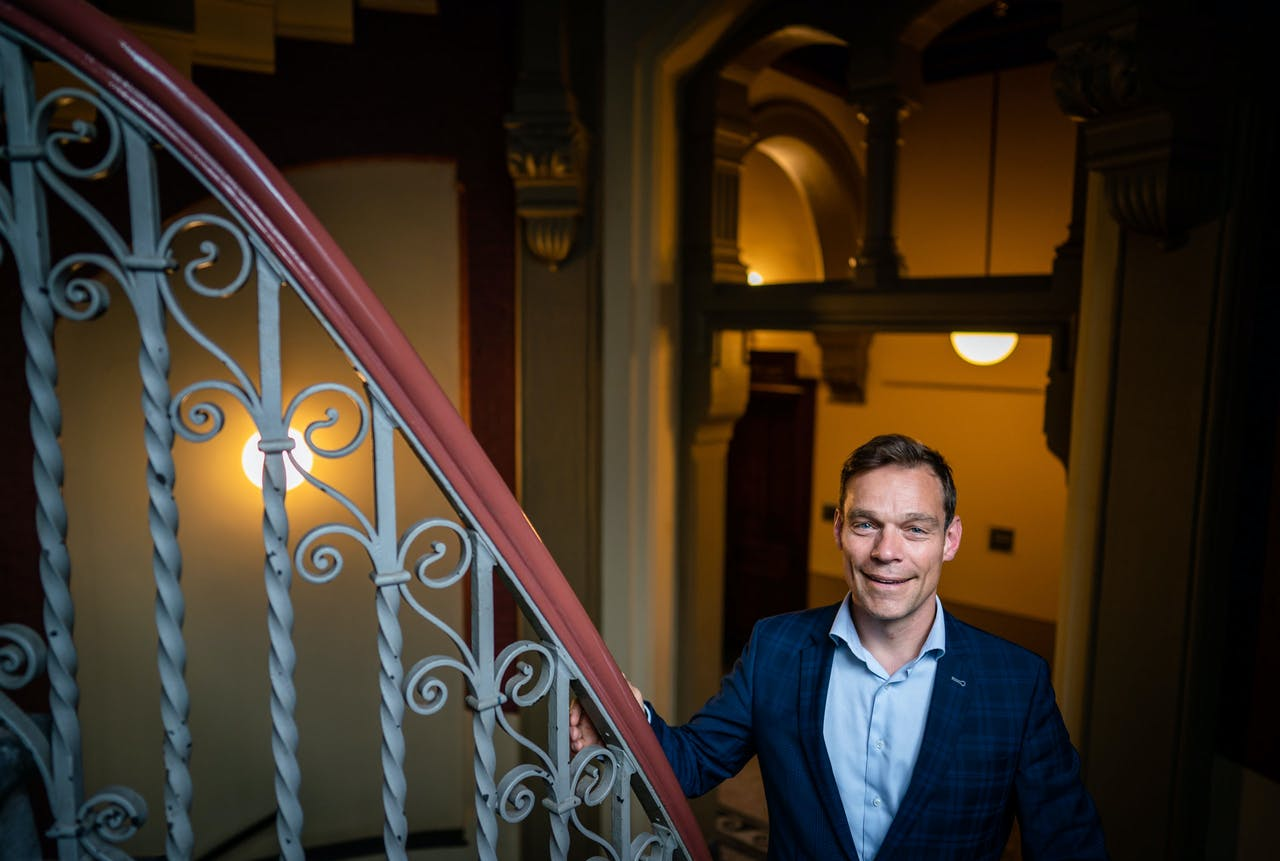 CDA-Kamerlid Martijn van Helvert
