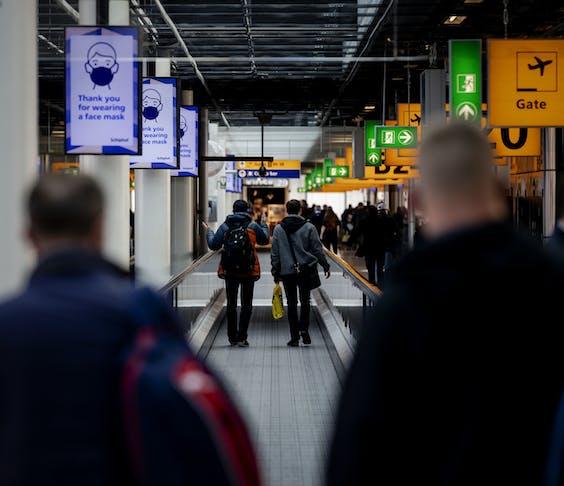 Schiphol Airport,