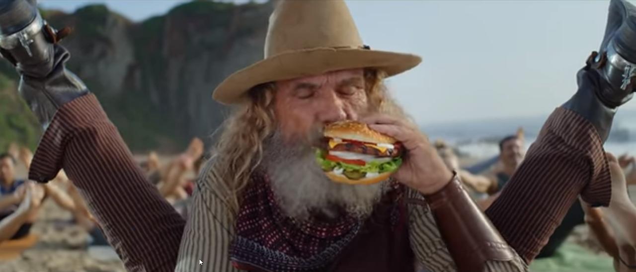Beyond Meat timmert met allerlei commercials hard aan de weg om de Amerikanen over te halen te kiezen voor een plantaardige burger.