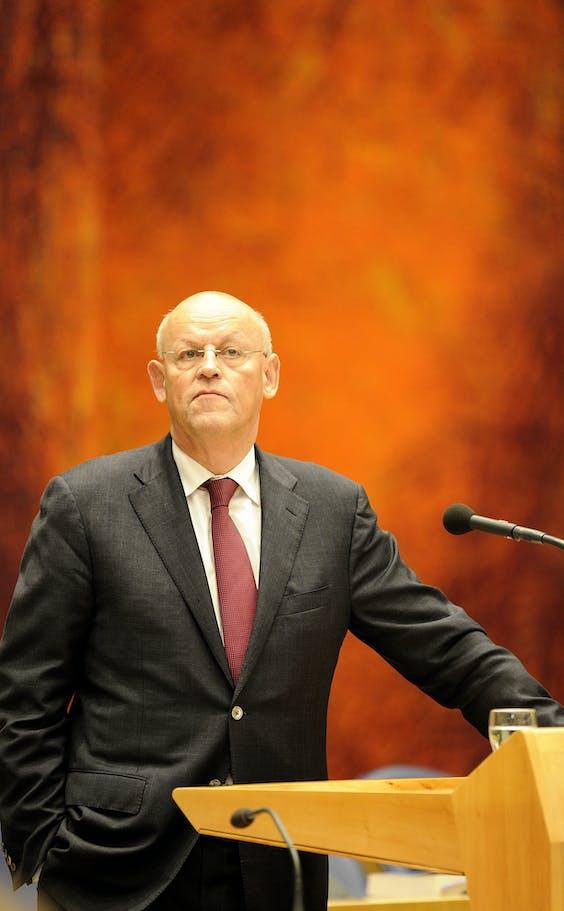 Oud-minister van Buitenlandse Zaken Uri Rosenthal