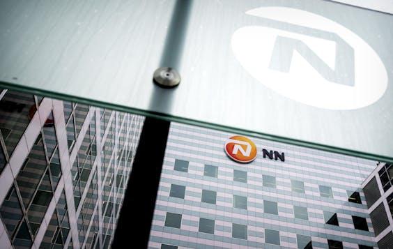 Exterieur van NN Group