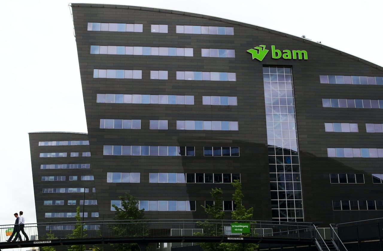 Kantoor van BAM
