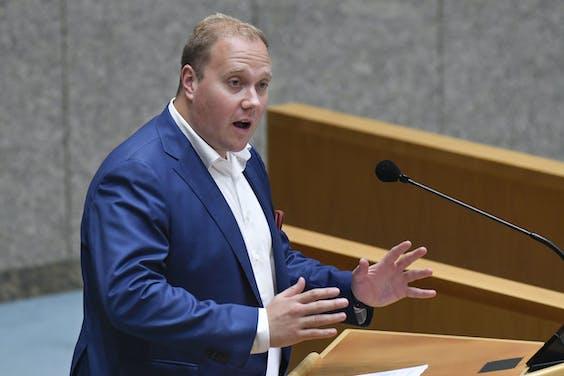 VVD-Kamerlid Thierry Aartsen