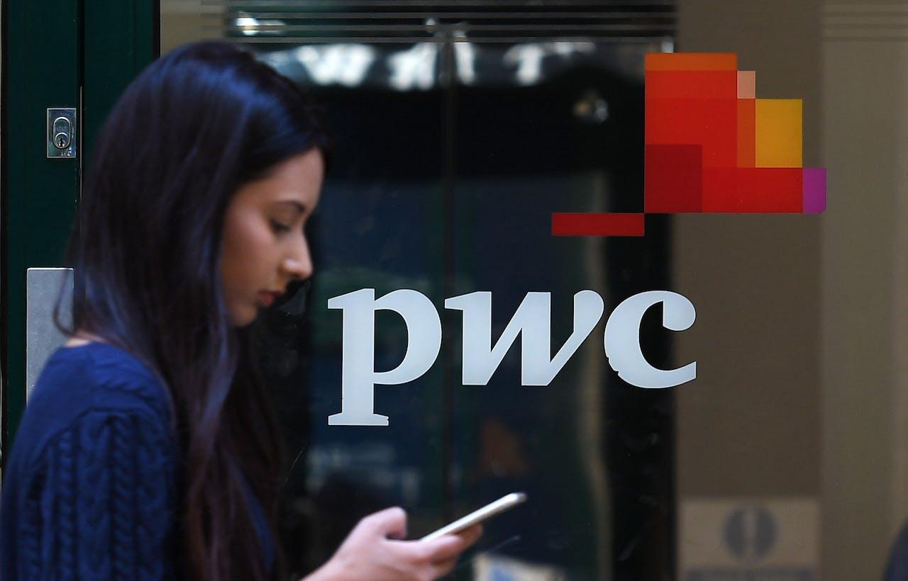 Hoofdkantoor PWC in Londen