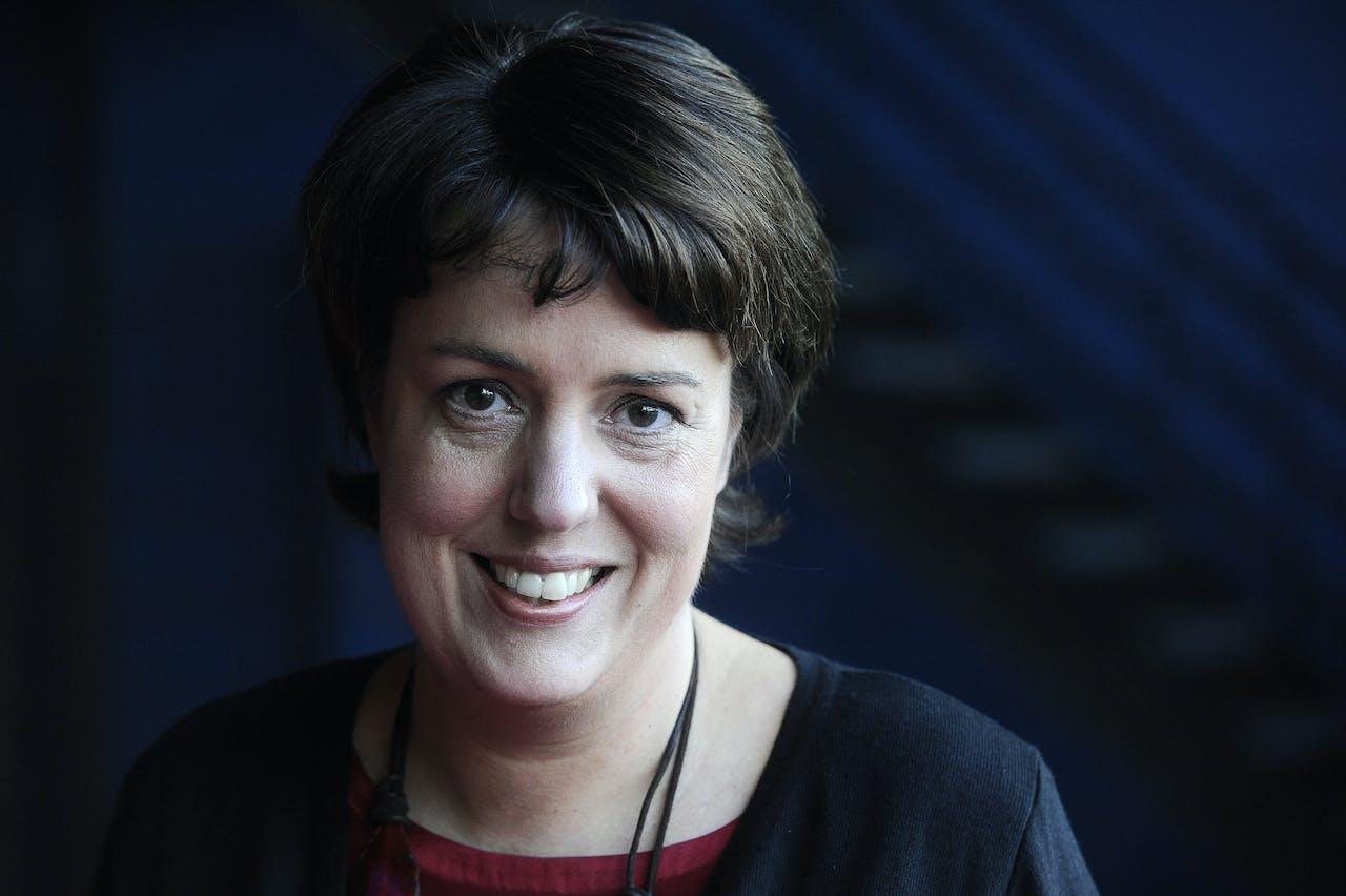 AMSTERDAM - Portret van Manon van Beek, Country Managing Director Accenture Nederland. Van Beek is uitgeroepen tot Topvrouw van het jaar 2015. ANP EVERT ELZINGA