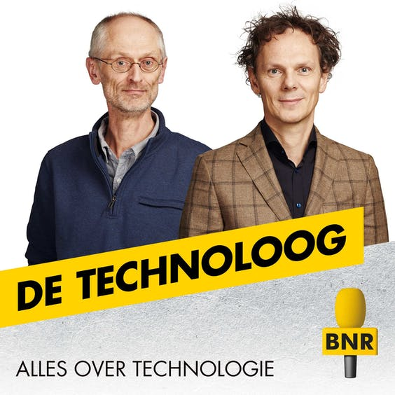 De Technoloog is de wekelijkse podcast van BNR over technologie