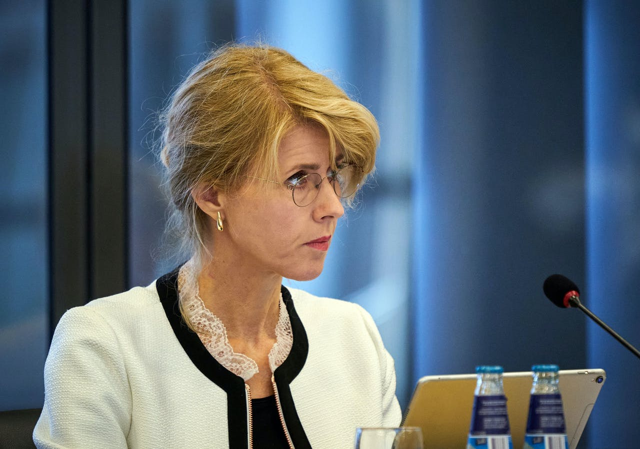 Staatssecretaris Mona Keijzer van Economische Zaken en Klimaat (CDA)