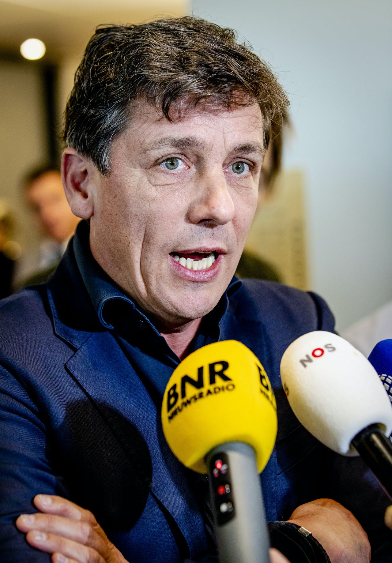 Voorzitter Jacco Vonhof van MKB-Nederland