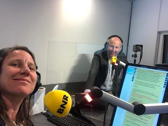 De Europa Podcast met deze week Sophie van Leeuwen en Stefan de Vries