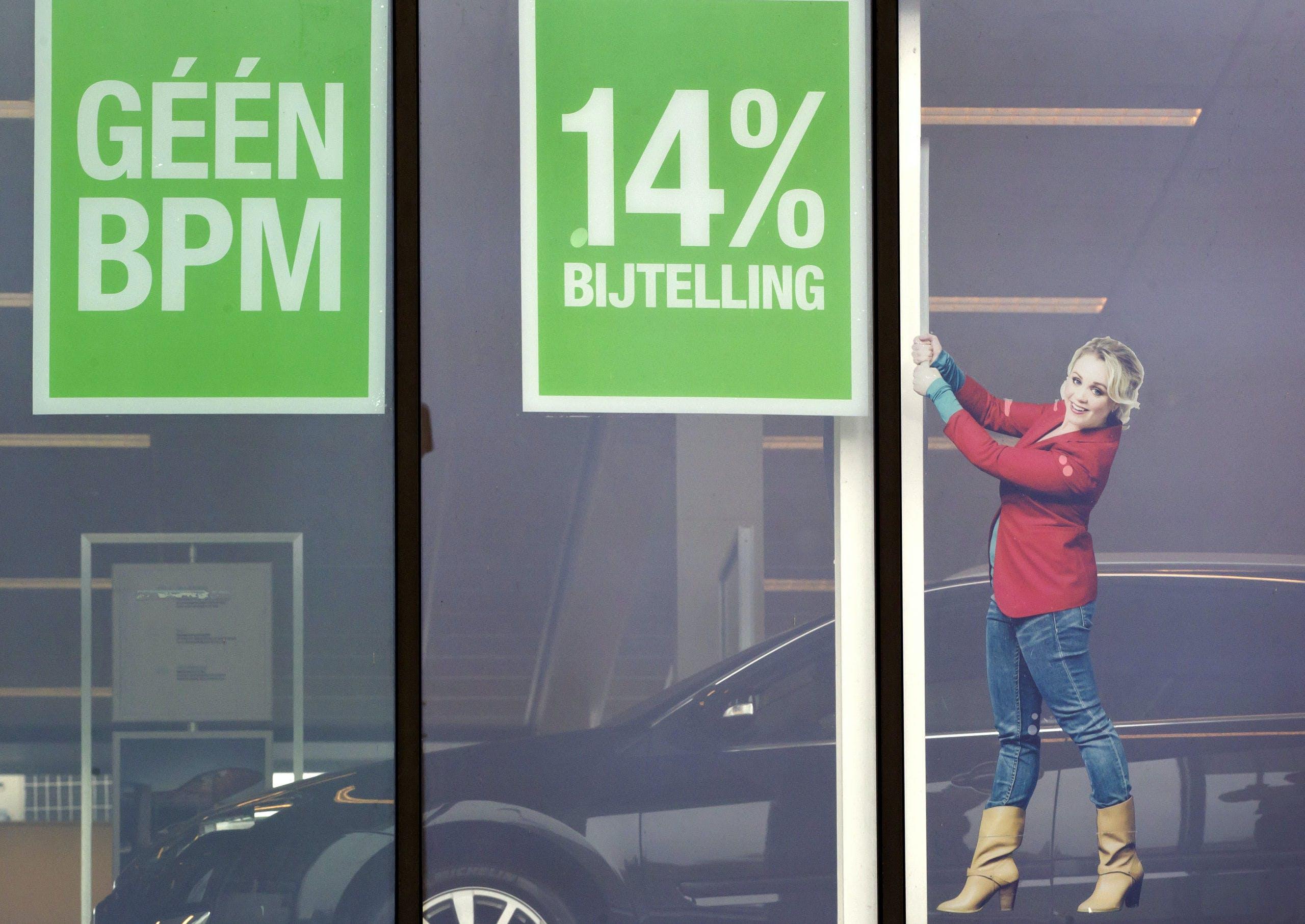 Vergroening Lease Wagenpark Had Veel Effectiever Gekund Bnr