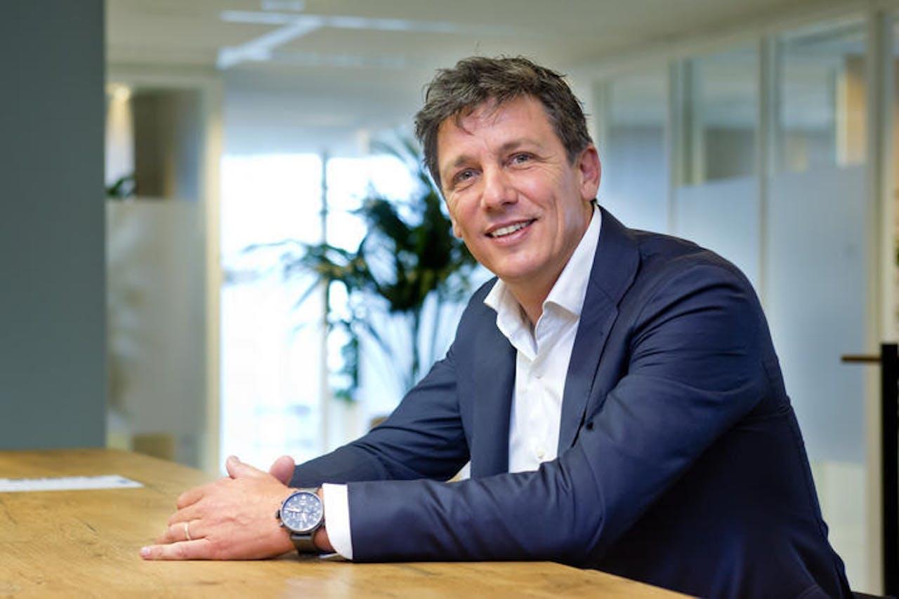 Jacco Vonhof, de nieuwe directeur van MKB-Nederland