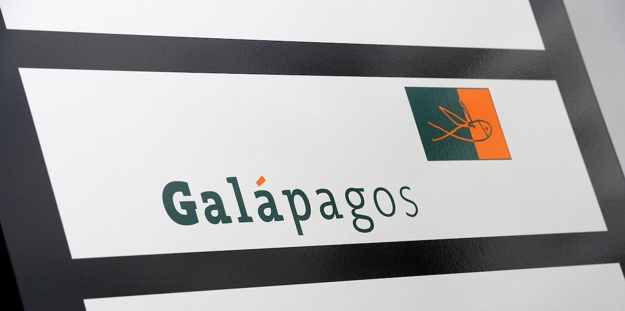 Logo Galapagos Leiden.