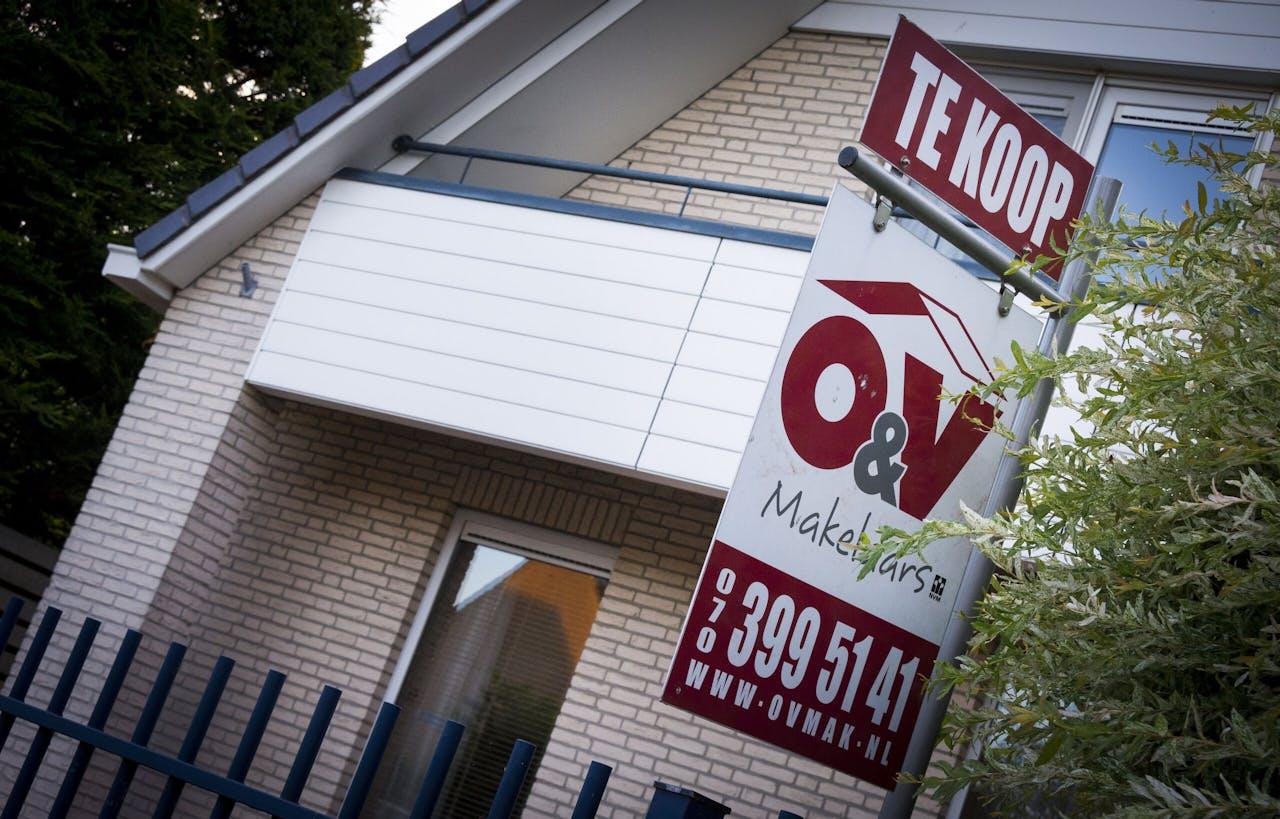 Door de economische groei staan er steeds meer huizen korte tijd te koop.