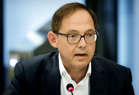 Ab Klink, lid van de raad van bestuur van VGZ