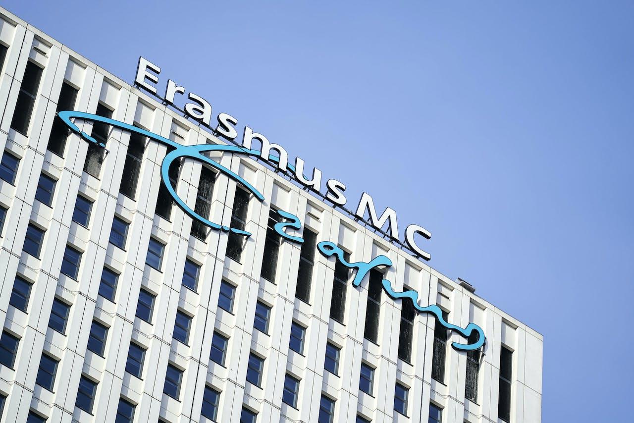 ROTTERDAM - Het Erasmus MC in Rotterdam.