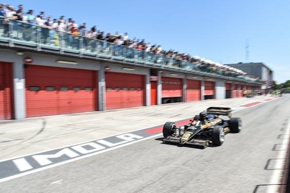 Het circuit van Imola