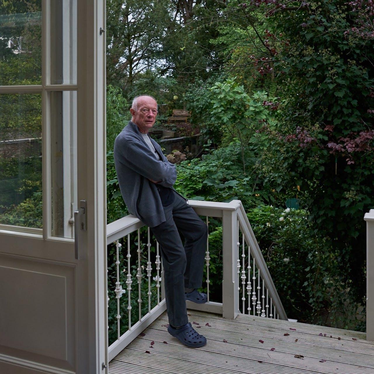 Carel Blotkamp, emeritus hoogleraar moderne kunst