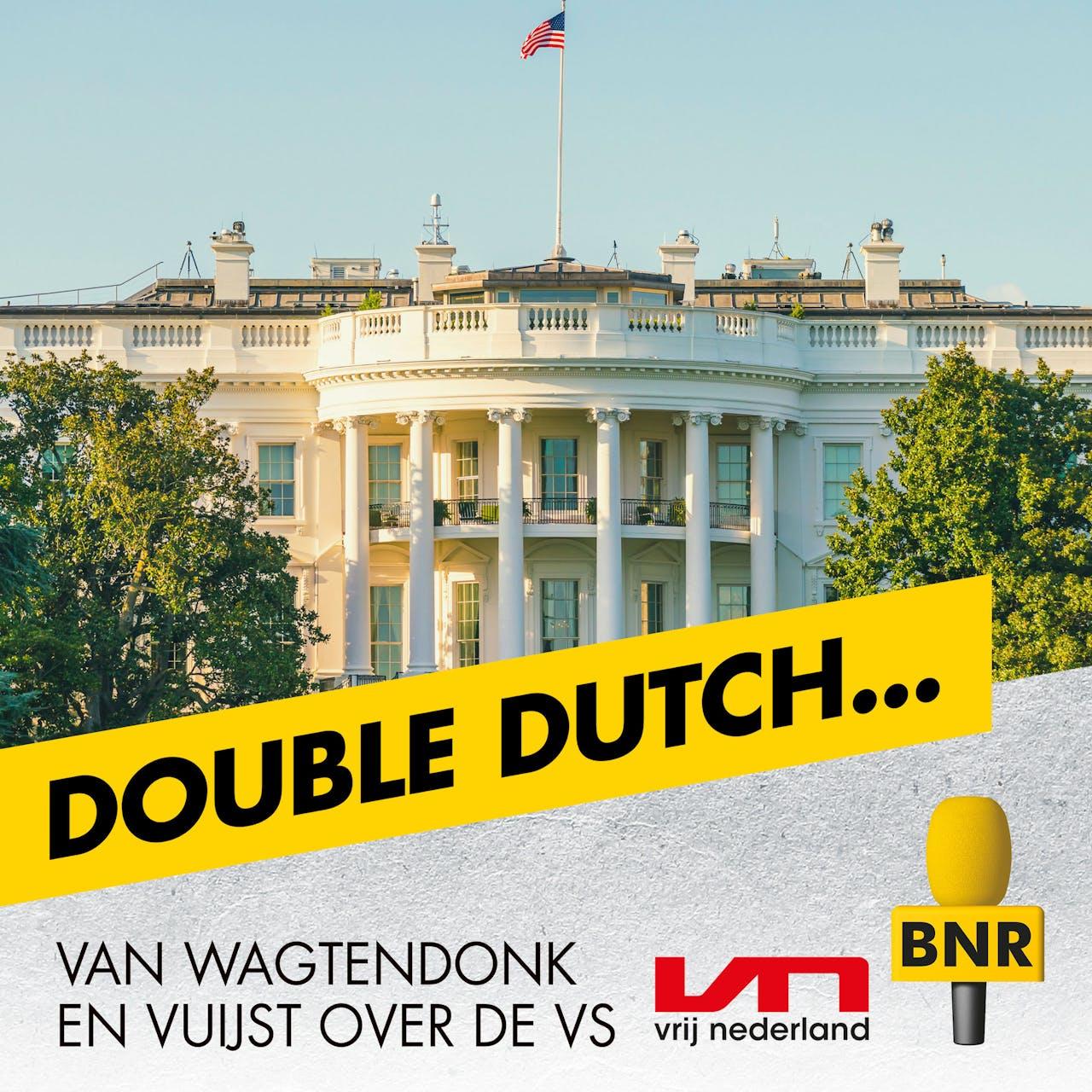 Double Dutch, de podcast over het Amerika van Trump.