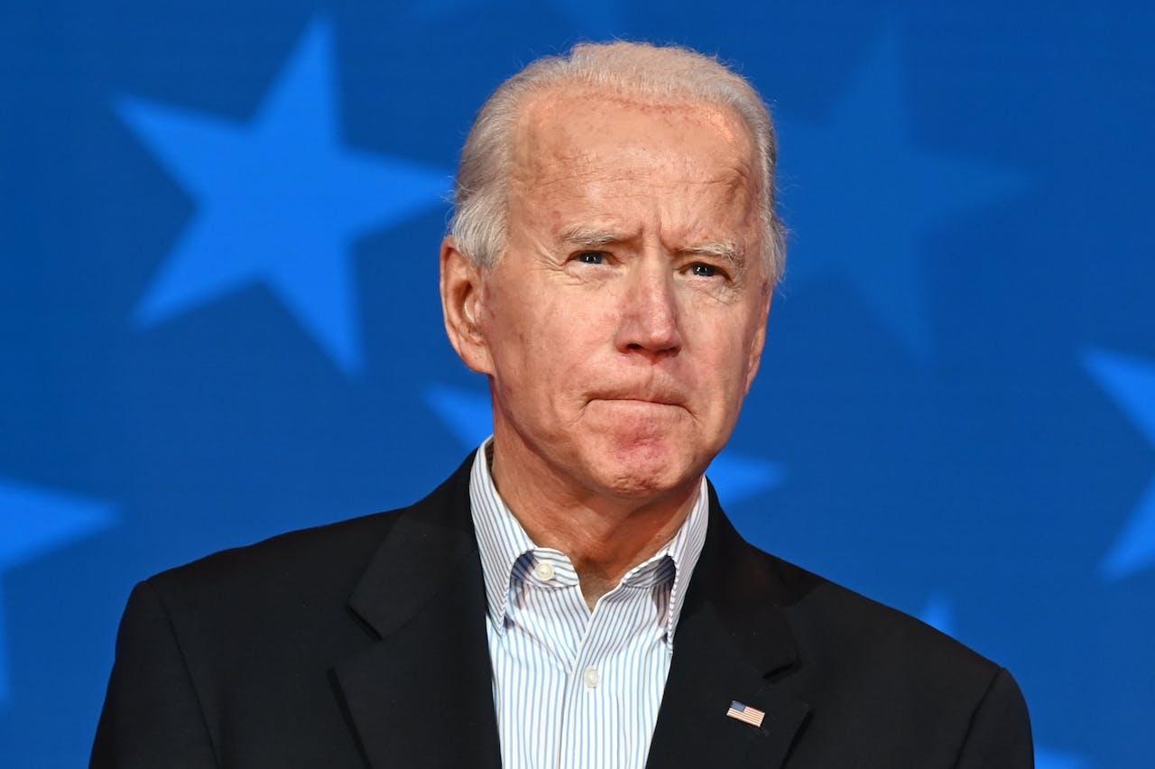 Joe Biden, 46ste President van de Verenigde Saten