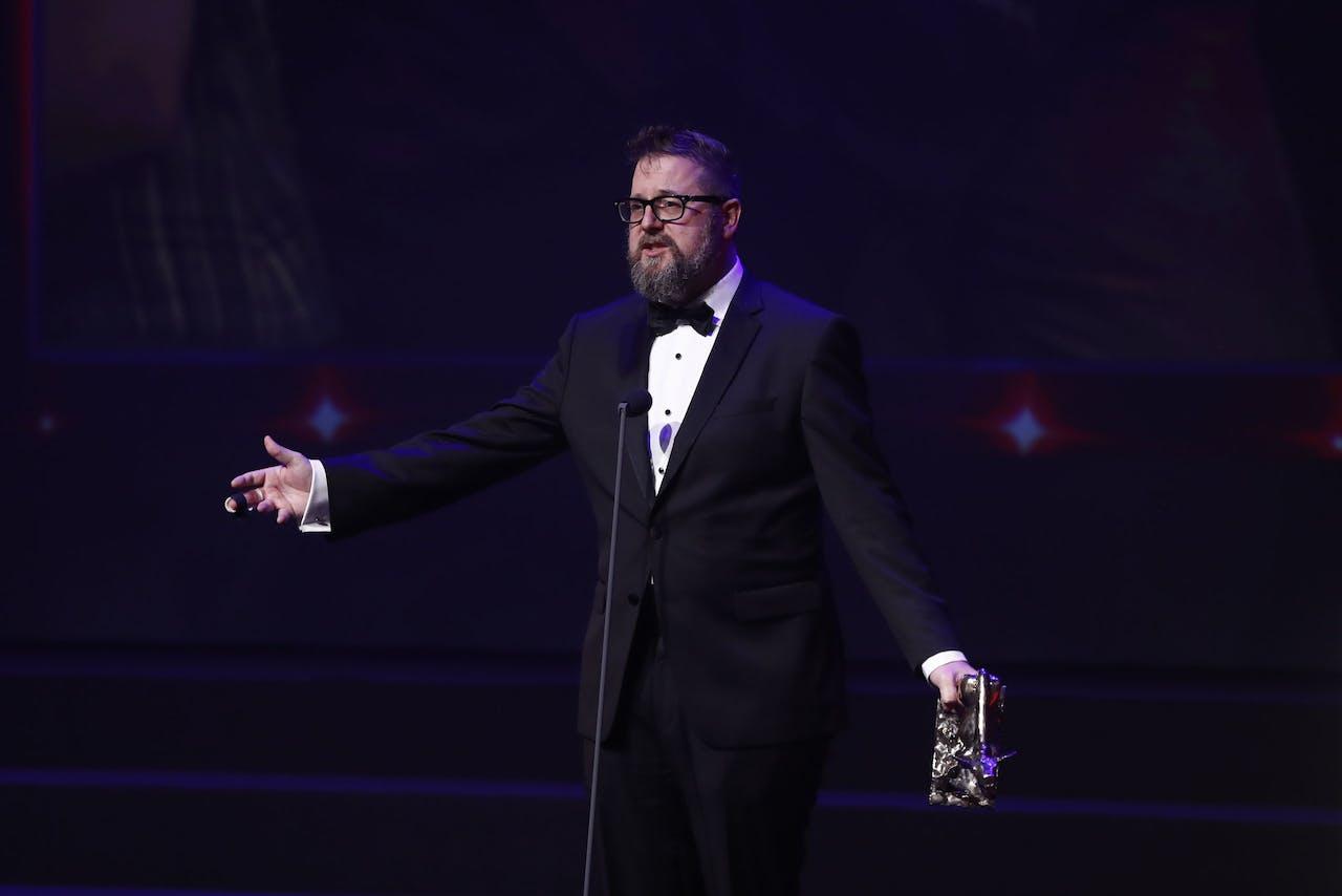 Koolhoven won in 2017 zes Gouden Kalven, waaronder het Gouden Kalf voor beste regisseur, voor de film Brimstone.