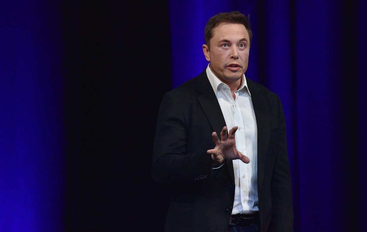 Topman Elon Musk